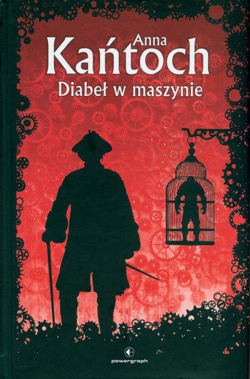 Diabeł w maszynie - okładka książki