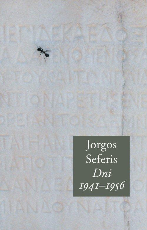 Dni 1941-1956 - okładka książki