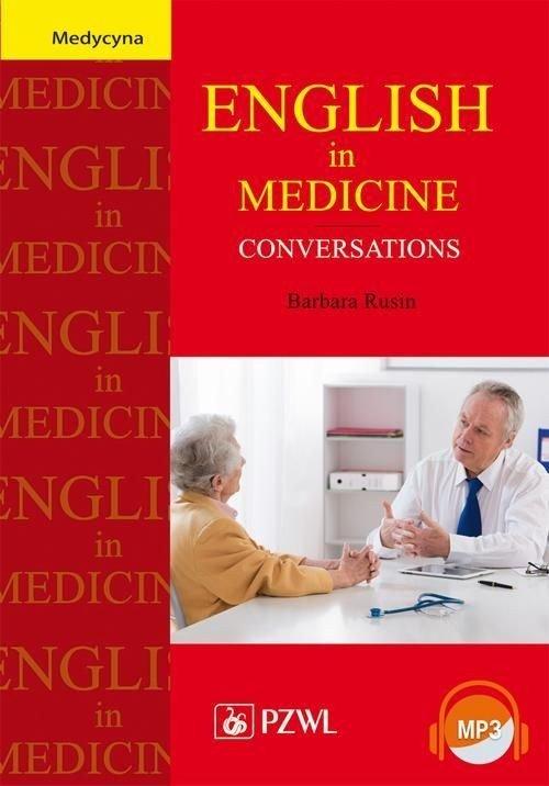 English in Medicine Conversations - okładka książki