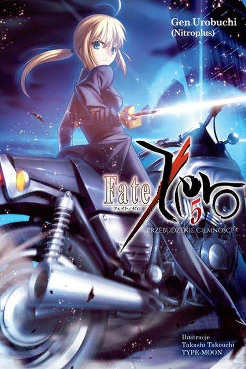 Fate/Zero #05 - okładka książki