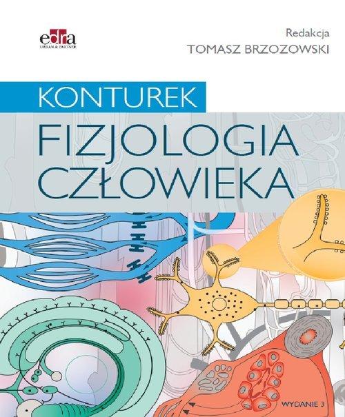 Fizjologia człowieka. Konturek - okładka książki