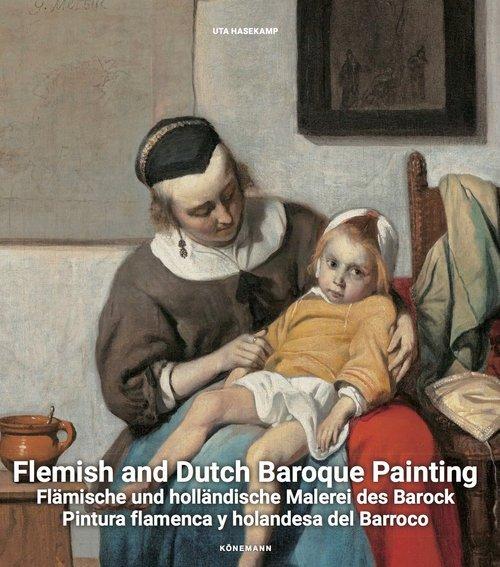 Flemish & Dutch Baroque Painting - okładka książki