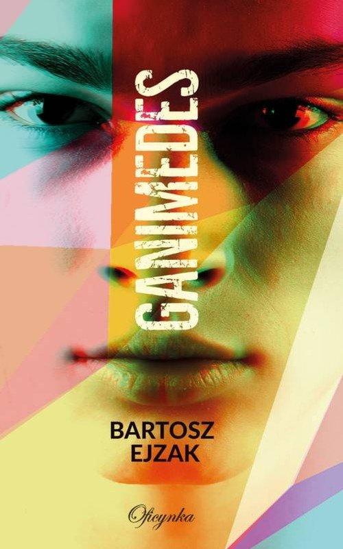 Ganimedes - okładka książki