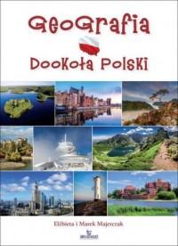 Geografia dookoła Polski - okładka książki