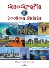 Geografia dookoła świata - okładka książki