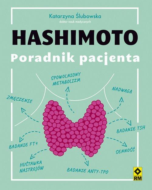 Hashimoto. Poradnik pacjenta - okładka książki