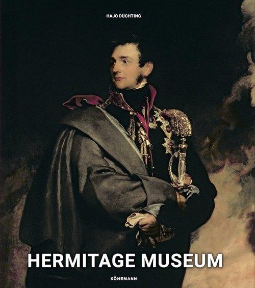 Hermitage Museum - okładka książki