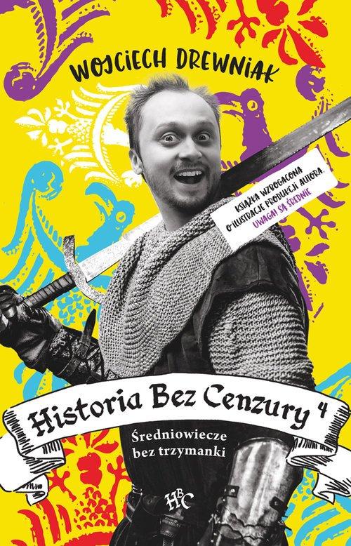 Historia bez cenzury 4 - okładka książki