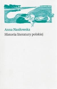 Historia Literatury Polskiej - okładka książki