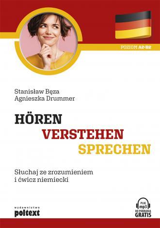 Horen Verstehen Sprechen. Słuchaj - okładka podręcznika