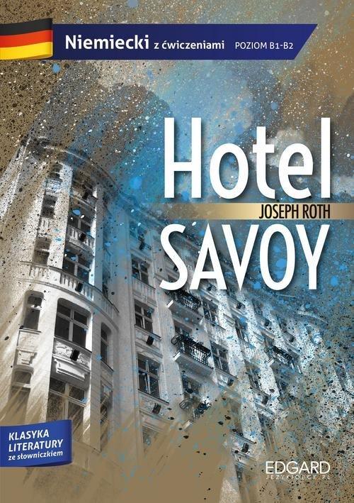 Hotel Savoy. Adaptacja klasyki - okładka podręcznika