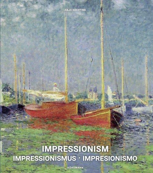 Impressionism - okładka książki
