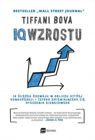 IQ Wzrostu. 10 ścieżek rozwoju - okładka książki