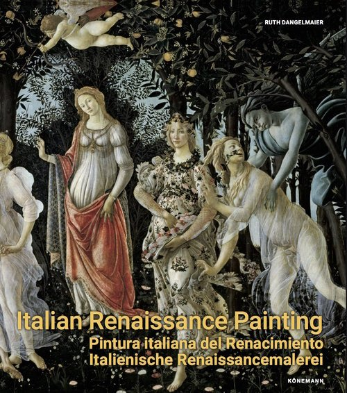 Italian Renaissance Painting - okładka książki