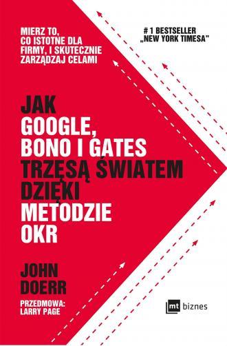Jak Google Bono i Gates trzęsą - okładka książki