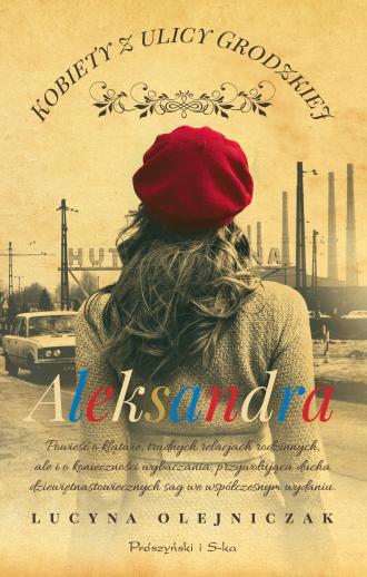 Kobiety z ulicy Grodzkiej Aleksandra - okładka książki