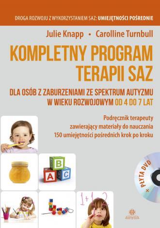 Kompletny program terapii SAZ dla - okładka książki