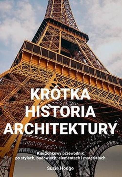 Krótka historia architektury. Kieszonkowy - okładka książki