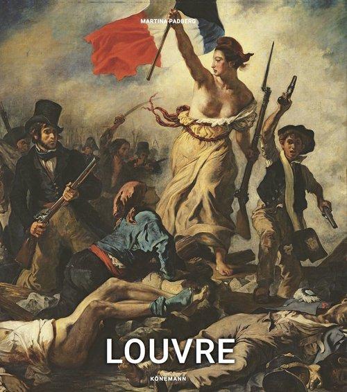 Louvre - okładka książki