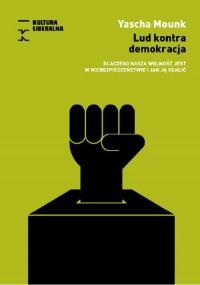 Lud kontra demokracja - okładka książki