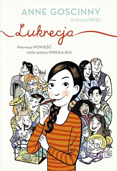 Lukrecja - okładka książki