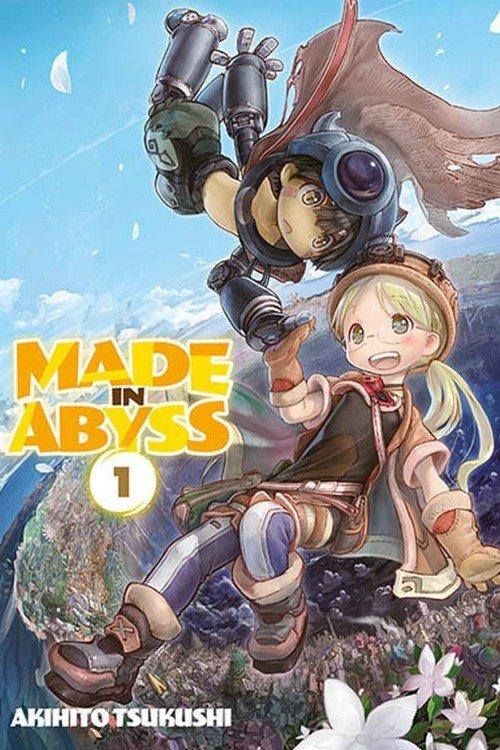 Made in Abyss #01 - okładka książki