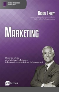 Marketing. Seria: Biblioteka sukcesu - okładka książki