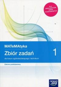 MATeMAtyka 1. Szkoła ponadpodstawowa. - okładka podręcznika