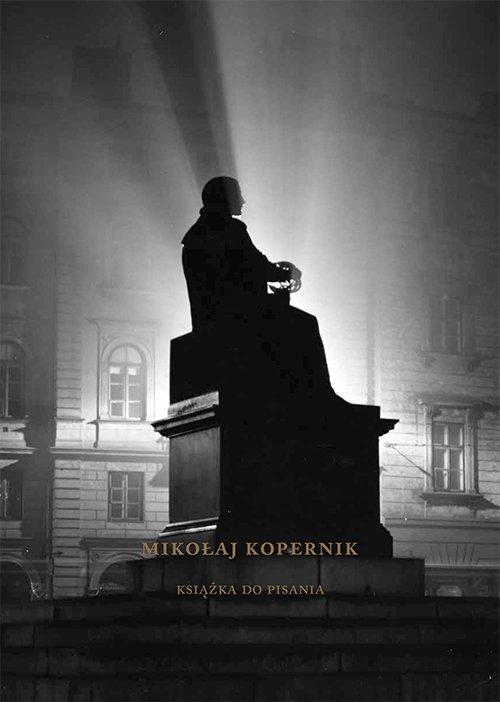 Mikołąj Kopernik. Książka do pisania - okładka książki