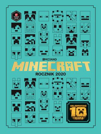 Minecraft. Rocznik 2020 - okładka książki