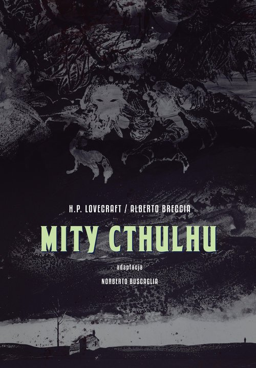 Mity Cthulhu - okładka książki