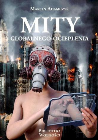 Mity globalnego ocieplenia - okładka książki