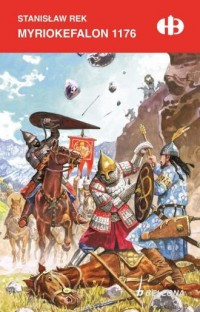 Myriokefalon 1176 - okładka książki