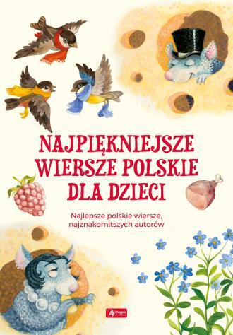 Najpiękniejsze wiersze polskie - okładka książki