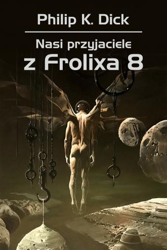 Nasi przyjaciele z Frolixa 8 - okładka książki
