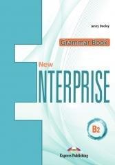 New Enterprise B2 Grammar Book - okładka podręcznika