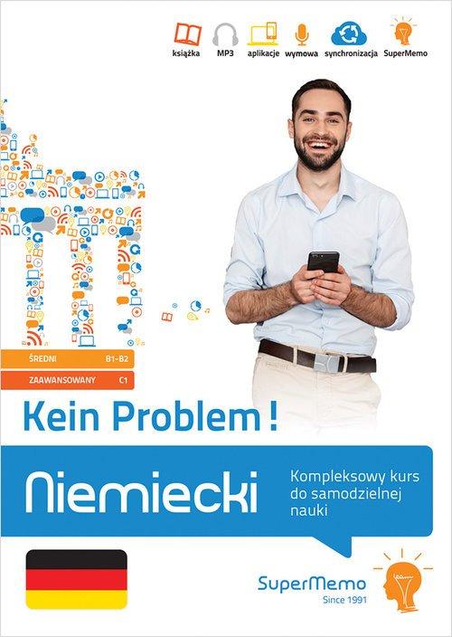 Niemiecki Kein Problem! Kompleksowy - okładka podręcznika
