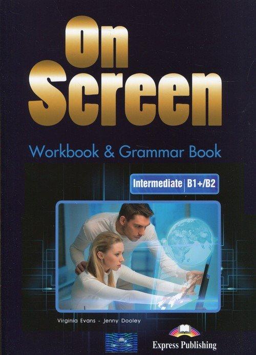 On Screen Intermediate B1+/B2 WB - okładka podręcznika