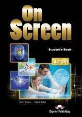 On Screen SB A2+/B1 + DigiBook - okładka podręcznika