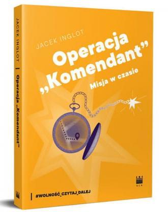 Operacja - okładka książki