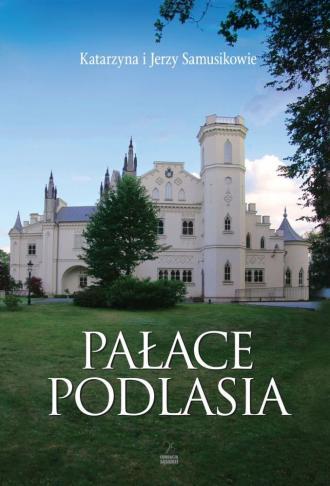 Pałace Podlasia - okładka książki