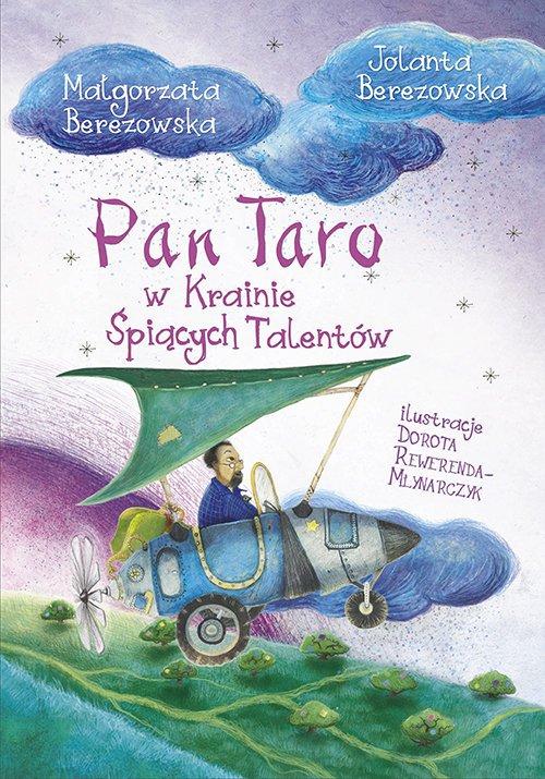 Pan Taro w Krainie Śpiących Talentów - okładka książki