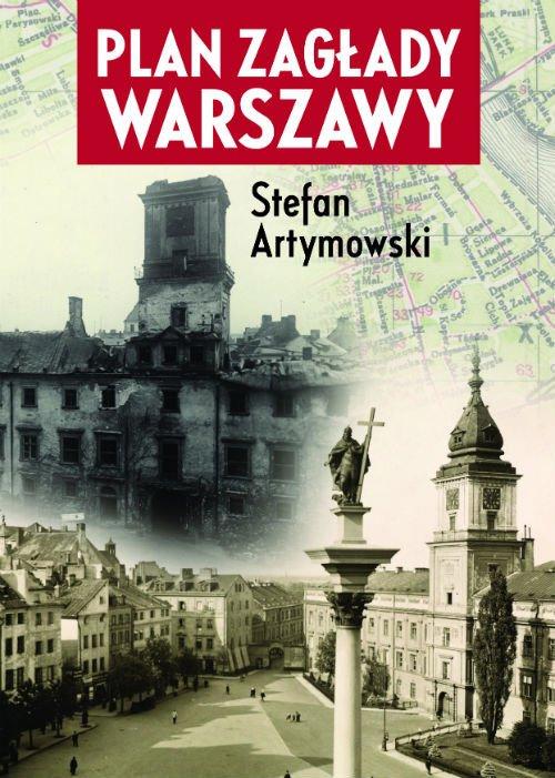 Plan zagłady Warszawy - okładka książki