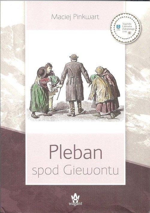 Pleban spod Giewontu - okładka książki