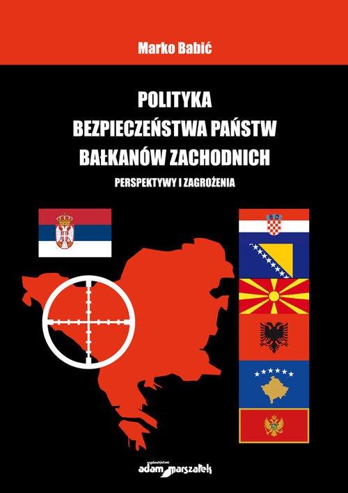 Polityka bezpieczeństwa państw - okładka książki