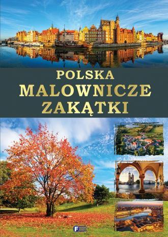 Polska malownicze zakątki - okładka książki