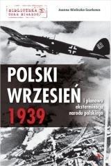 Polski wrzesień 1939 - okładka książki