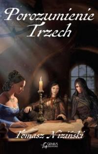 Porozumienie Trzech - okładka książki