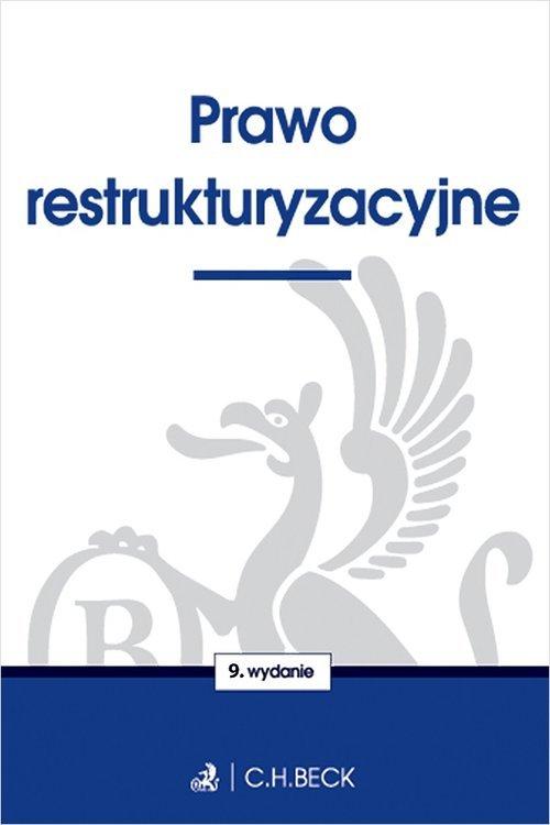 Prawo restrukturyzacyjne - okładka książki