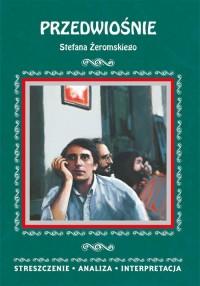 Przedwiośnie Stefana Żeromskiego. - okładka podręcznika